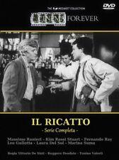 IL RICATTO (Serie Completa) - Massimo Ranieri, Kim Rossi Stuart 1989/91 (4 Dvd)