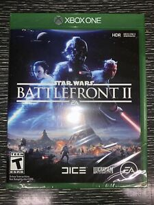 Star Wars: Battlefront II 2 (Xbox One XB1) Brand New Sealed FREE SHIPPING