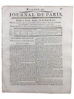 Charleville en 1792 Yonne Cantal Charente Marseille Bouches Du Rhône Cochelet