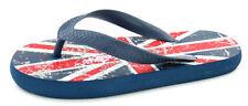 Scarpe sandali blu per bambini dai 2 ai 16 anni da infilare