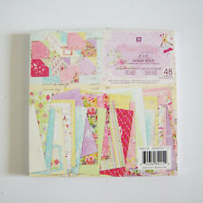 Prima - Sweet Fairy Collection - 6 x 6 inches Paper Pad RARE Discontinued