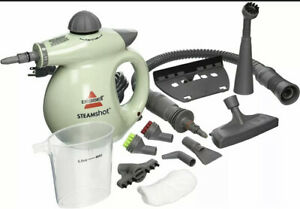 BISSELL 39N7A/39N71 Steam Shot Deluxe Hard-Surface Cleaner, Light Green C3