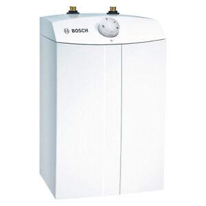 Warmwasserspeicher Bosch Untertischspeicher 5 l Untertisch Boiler Kleinspeicher