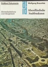 DuMont: Wolfgang Braunfels: Abendländische Stadtbaukunst