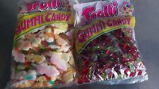 1 KG Fruchtschaum-Mäuse & 1 KG Kirschen ! /100 g für € 0,49