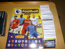 PANINI PREMIER LEAGUE 2020 STICKERS...complete set of 636 loose stickers & album