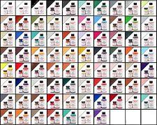 4 OZ Angelus Acrylic Paint Dye Leather Vinyl Sneaker Boot Belt Purse Jacket 4oz