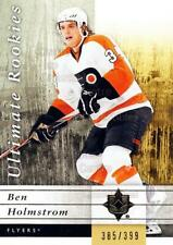 2011-12 UD Ultimate Collection #101 Ben Holmstrom