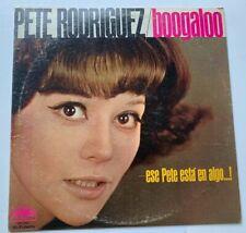 "Pete Rodriguez LP ""Boogaloo"" LATIN Soul REMO Deep Groove RARE Mono  VG++"