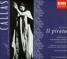 Bellini: Il Pirata Rescigno - Callas - No scratches