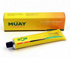 2 Pcs 30 g/Pcs Namman Muay Relieve Muscle Pain Cream Thai Boxing