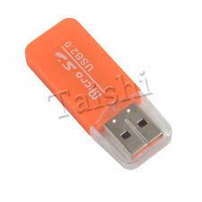 2x Kartenleser Micro SD Card Reader USB Adapter USB 2.0 MicroSD SDHC TF T-Flash