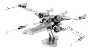 3D metal puzzle X-Wing Star Fighter Star Wars DIY 3D Metal Model Kit