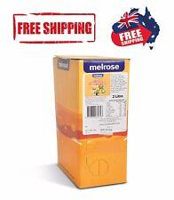 Melrose Almond Oil Sweet|100% Pure|Cold Pressed|Premium Grade|Australia|2Ltr