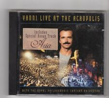 (HW351) Yanni, Live at the Acropolis with The Royal Philharmonic Orches- 1994 CD