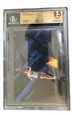 1985 Nike Promo Tennis John McEnroe BGS 9.5 POP 6! Extremely Rare