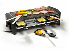 Domo DO9039G Stone Raclette 8 Person 1300w - Now