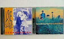 LOVE BIZARRE ♦ lot 2 x CD Albums ♦