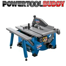 Scheppach HS80 TS205 210mm 240volt Bench Top Table Saw + Extension Table*PTB*