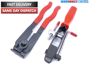 Professional CV Clamp Tool and CV Joint Boot Clamp Pliers Set Clip Hose #1567/68
