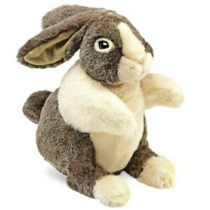 Folkmanis Dutch Rabbit Hand Puppet
