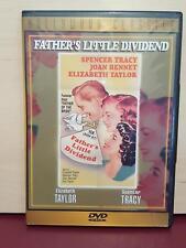 Father's Little Dividend - DVD - Region 1 - Elizabeth Taylor - Spencer Tracy