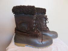 Sorel Women's Caribou Waterproof Snow Boots Size 5