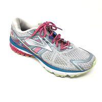 d5234614eb6d5 Women s Brooks Ravenna 6 Shoes Sneakers Size 10.5B Running White Red Blue  E15