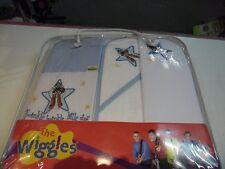 Brand New Wiggles Twinkle Star 8 Piece Nursery Jumbo set Cot ,Towel,Blanket