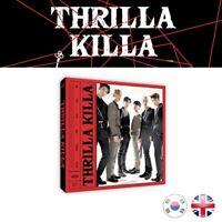 [NEW + SEALED!] VAV Thrilla Killa 4th Mini Album Kpop K-pop UK