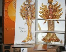1995 Goddess of the Sun Barbie by Bob Mackie/New-Removed only for photo