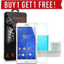 Gorilla Tempered Glass Film Screen Protector Saver for Sony Xperia Z3 Compact