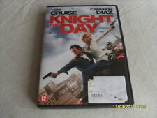 dvd film aventure KNIGHT AND DAY tom cruise cameron diaz FR