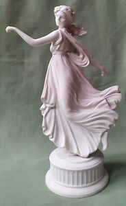 Wedgewood Ltd. Edition Porcelain Figure - The Dancing Hours. #1     1993.  Boxed