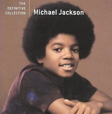 The Definitive Collection by Michael Jackson (CD, Motown) BRAND NEW PROMO