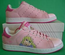 LIMITED EDITION~Adidas STAN SMITH MISS PIGGY fafi honey Superstar Shoe~Women 9.5
