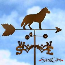 Hand Made Siberian Husky Dog Weathervane *New*