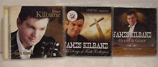 James Kilbane-Christian music 3 CD set - Life's Miracles,Gravel & Grace  New