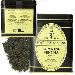 Harney & Sons Japanese Sencha Tea | 8 oz Loose Leaf