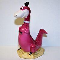 Vintage Royal Doulton John Beswick Dino Dinosaur Figurine From Flintstones 1996