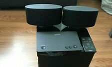 Onkyo LS3100 2.1 Channel Bluetooth Speakers and receiver ONLY