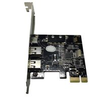 Firewire Card,PCIe Firewire 800 Adapter for Win10,3 Ports IEEE 1394 PCI ExprX7S4