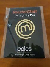 Masterchef Immunity Pin . Rare