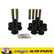 ENERGY SUSPENSION BUSH KIT REAR LEAF 80-91 FORD F150 F250 F350 SERIES # 4-2114G