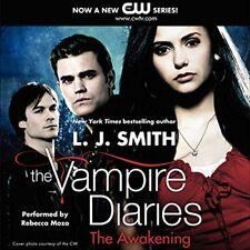 Vampire Diaries: The Awakening Vol. 1 by L. J. Smith (2015, CD)