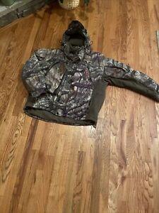 Scentlok Hunting Jacket-Men's XXL-Mossy Oak