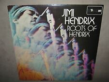 JIMI HENDRIX Roots of RARE SEALED NM New Vinyl LP 1981 PHX-324 NoCut RE 1966