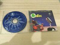 PC Disc Only for Radio - CD Compilation PROMO _ Vasco Rossi / Litfiba RARO!