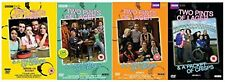TWO PINTS OF LAGER AND A PACKET OF CRISPS COMPLETE SERIES 1-9 DVD NEW Sealed R2