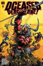 Dceased Dead Planet #1-6 | Select Main & Variants Movie | Dc Comics 2020 Nm